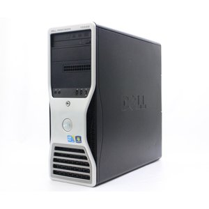 DELL Precision T5500 Xeon E5640 2.66GHz*2 12GB 500GB QuadroFX4800 BD-RW Windows7Pro64bit|tce-direct
