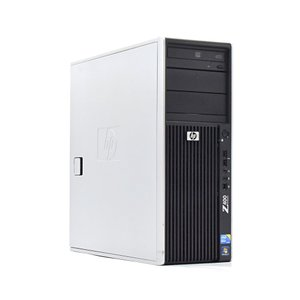 hp Z400 6DIMM Xeon W3690 3.46GHz 12GB 300GB(SAS3.5インチ) Quadro2000 DVD-ROM Windows7Pro64bit|tce-direct