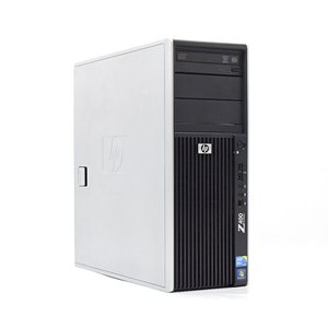 hp Z400 6DIMM (水冷) Xeon W3690 3.46GHz 12GB 500GB Quadro4000 DVD+-RW Windows7Pro64bit|tce-direct