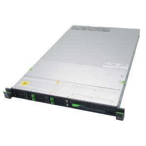 富士通 PRIMERGY RX200 S7 Xeon E5-2609 2.4GHz 16GB 146GBx4台(SAS2.5/6Gbps/RAID6) DVD-ROM Ctrl SAS 6G 5/6 512MB(D2616)