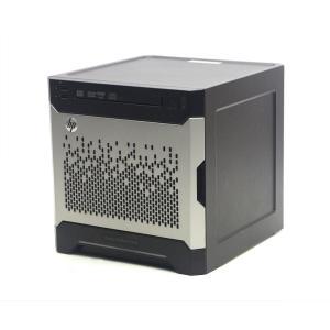 hp ProLiant MicroServer Gen8 Pentium G2020T 2.5GHz 8GB 2TBx2台(SATA3.5インチHDD/RAID1構成) DVD+-RW SmartArray B120i|tce-direct