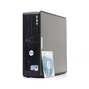 DELL Optiplex 755 SFF Core2Duo E8400 3 0GHz/2GB/80GB/DVD+-RW
