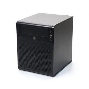 hp ProLiant MicroServer Turion II Neo N54L 2.2GHz 4GB 500GBx2台(SATA3.5インチ/RAID1構成) オンボードSATA RAID