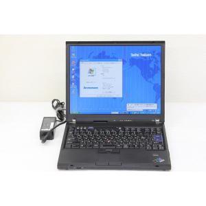 Lenovo ThinkPadT60 CoreDuo-1.83GHz/1G/60GB/COMBO/11g/14.1/XP|tce-direct