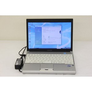 東芝 dynabook SS N10 C2D-1.2GHz/2G/80G/MULTI/11n/12.1W/VISTA|tce-direct