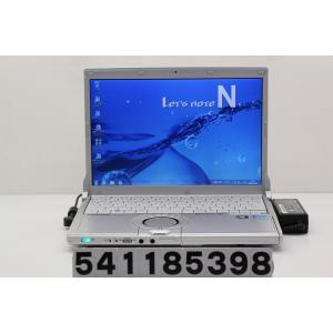 Panasonic CF-N10CD2DS Core i5 2520M 2.5GHz/4GB/320GB/12.1W/WXGA(1280x800)/Win7|tce-direct