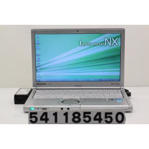 Panasonic CF-NX1GDHYS Core i5 2540M 2.6GHz/4GB/250GB/12.1W/WXGA++(1600x900)/Win7 電源ボタン難あり|tce-direct