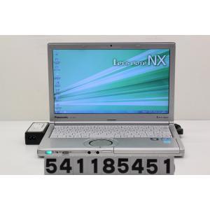 Panasonic CF-NX1GDHYS Core i5 2540M 2.6GHz/4GB/250GB/12.1W/WXGA++(1600x900)/Win7 SDスロット不良|tce-direct