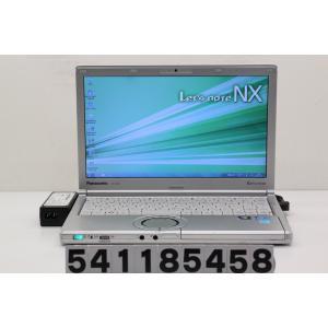 Panasonic CF-NX1GDHYS Core i5 2540M 2.6GHz/4GB/250GB/12.1W/WXGA++(1600x900)/Win7 USB×1難あり|tce-direct