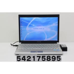 東芝 dynabook SS RX2 SJ140E/2W Core2Duo U9400 1.4GHz/2GB/160GB/12.1W/WXGA(1280x800)/XP 液晶表示難あり|tce-direct