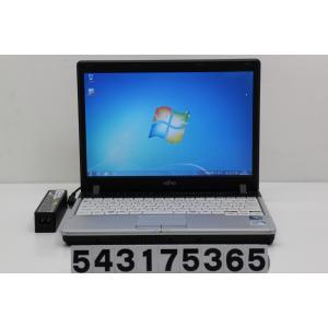富士通 LIFEBOOK P770/B Celeron U3400 1.06GHz/4GB/128GB(SSD)/12.1W/WXGA(1280x800)/Win7 tce-direct