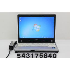 富士通 LIFEBOOK P771/C Core i5 2520M 2.5GHz/2GB/160GB/12.1W/WXGA(1280x800)/Win7 USB1個不良 tce-direct
