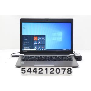 東芝 dynabook R634/L Core i5 4300U 1.9GHz/4GB/256GB(SSD)/13.3W/FWXGA(1366x768)/Win10|tce-direct