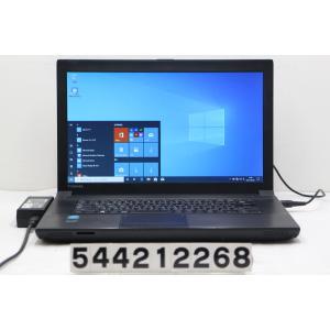 東芝 dynabook Satellite B554/M Core i3 4100M 2.5GHz/4GB/128GB(SSD)/DVD/15.6W/FWXGA(1366x768)/Win10|tce-direct