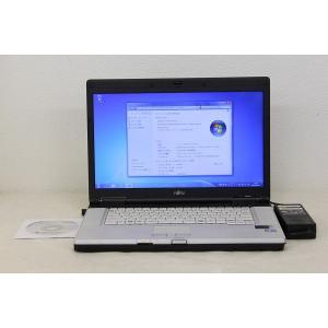 富士通 E780/A Core-i7-2.67GHz/3GB/160GB/MULTI/15.6W/Win7|tce-direct