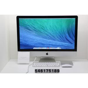 Apple iMac 27インチ A1312 Mid 2010 Core i7 870 2.93GHz/8GB/1TB/Multi/27W/WQHD(2560x1440)/MacOSX10.9.5|tce-direct