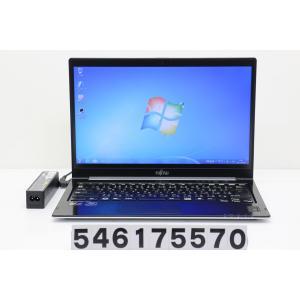 富士通 LIFEBOOK U772/E Core i5 3427U 1.8GHz/4GB/250GB/14W/FWXGA(1366x768)/Win7 tce-direct