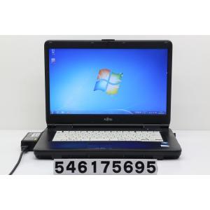 富士通 LIFEBOOK A540/B Celeron 900 2.2GHz/2GB/160GB/DVD/15.6W/FWXGA(1366x768)/Win7 tce-direct
