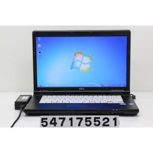 富士通 LIFEBOOK A561/D Core i5 2520M 2.5GHz/8GB/128GB(SSD)/Multi/15.6W/FWXGA(1366x768)/Win7 tce-direct