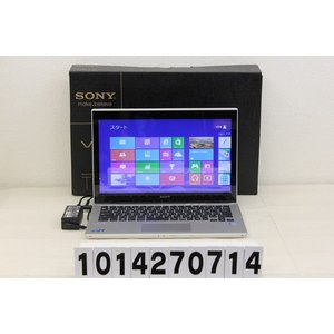 SONY SVT1312AJ Core-i5-1.7GHz/4GB/320G+30SSD/11n/13.3W/Win8|tce-direct
