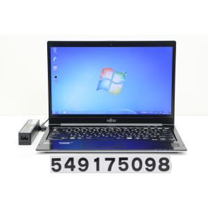 富士通 LIFEBOOK U772/E Core i5 3427U 1.8GHz/4GB/250GB/14W/FWXGA(1366x768)/Win7 左側スピーカー音割れあり tce-direct