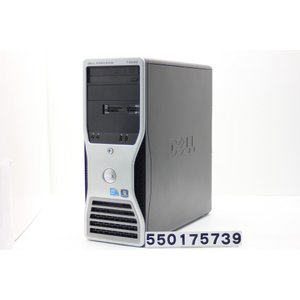 DELL Precision T3500 Xeon W3530 2.8GHz/12GB/160GB/Multi/RS232C パラレル/Win7/Quadro 600|tce-direct