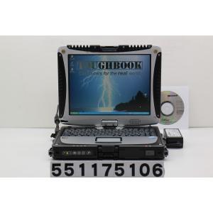 Panasonic CF-19DC5DVS CoreDuo U2400 1.06GHz/1.5GB/80GB/10.4/XGA(1024x768)/RS232C/XP Office2003付属 高音ノイズあり|tce-direct