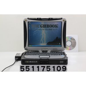 Panasonic CF-19DC5DVS CoreDuo U2400 1.06GHz/1.5GB/80GB/10.4/XGA(1024x768)/RS232C/XP Office2003付属|tce-direct