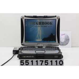 Panasonic CF-19DC5DVS CoreDuo U2400 1.06GHz/2.5GB/80GB/10.4/XGA(1024x768)/RS232C/XP Office2003付属|tce-direct