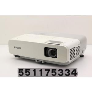 EPSON EB-825H 動作確認済 ランプ使用時間:ノーマル151時間 エコ20時間 リモコン欠品|tce-direct