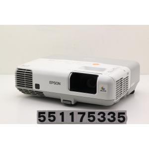 EPSON EB-900 動作確認済 ランプ使用時間:ノーマル591時間 リモコン欠品|tce-direct
