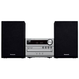 パナソニック CDステレオシステム シルバー SC-PM250-S|tds-shop