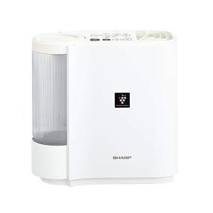 シャープ プラズマクラスター搭載 加湿器 ホワイト HV-J30-W|tds-shop
