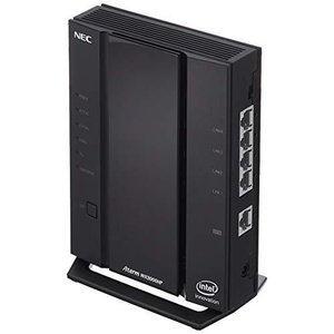 NEC 無線LAN Wi-Fi ルーター Wi-Fi 6(11ax)PA-WX3000HP Atermシリーズ 2ストリーム (5GHz帯 / 2.4GHz帯) Aterm PA-WX3000HP tds-shop