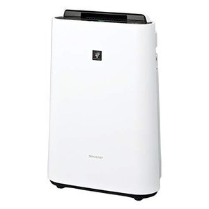 シャープ 加湿 空気清浄機 プラズマクラスター 7000 スタンダード 13畳 / 空気清浄 23畳 2019年モデル ホワイト KC-L50-W|tds-shop