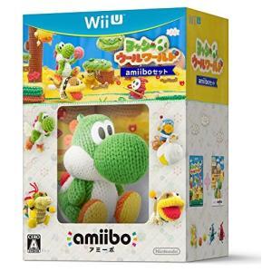 ヨッシー ウールワールド amiiboセット - Wii U|tds-shop