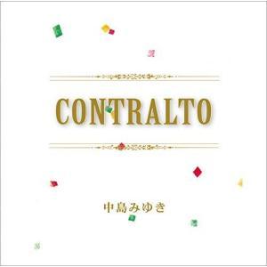 CONTRALTO(CD) [CD] 中島みゆき|tds-shop