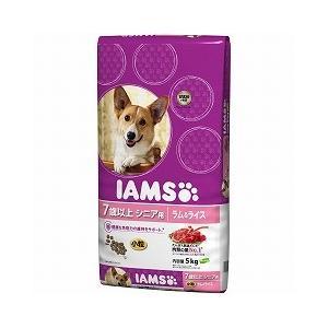 アイムス 犬 シニア 7歳以上用 ラム&ライス 小粒 5kg