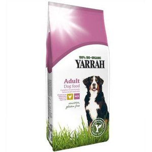 ヤラー 犬用ドライフード オーガニック ドッグフード センシティブ 2kg