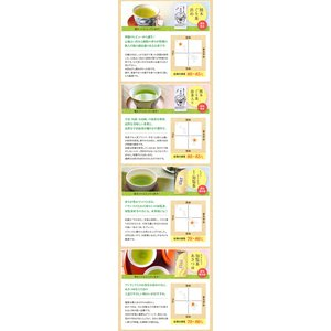 お茶 300g他 選べるお茶の福袋 敬老の日 ギフト 知覧茶 嬉野茶 八女茶 緑茶 茶葉|tea-sanrokuen|09