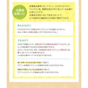 お茶 茶葉 敬老の日プレゼント ギフト 品種別に3個選ぶ 上級茶福袋 煎茶 知覧茶|tea-sanrokuen|14