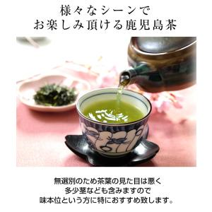 鹿児島茶「桜」 100g 3個以上送料無料 お茶 煎茶 知覧茶使用 ポイント消化|tea-sanrokuen|12