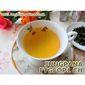 紅茶 ダージリン ジュンパナ茶園 ファースト FTGFOP1 CH EX13/2021 50g 茶葉 リーフ|teachaichai
