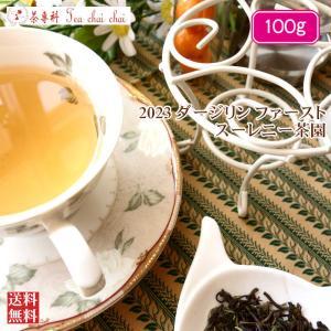 紅茶 ダージリン マーガレットホープ茶園 ファースト HOPE FTGFOP1 HS EX10/2021 100g 茶葉 リーフ|teachaichai