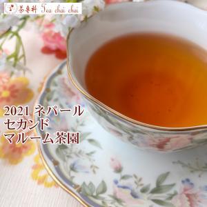 紅茶 ネパール マルーム茶園 セカンド FTGFOP1 NEPAL99/2021 50g 茶葉 リーフ teachaichai