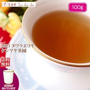 紅茶 茶葉 茶缶付 ヌワラエリヤ コートロッジ茶園 BOP1/2021 100g 茶葉 リーフ teachaichai