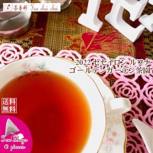 紅茶 ティーバッグ 10個 ルフナ ニルディアバレー茶園 FBOP1/2019 茶葉 リーフ teachaichai