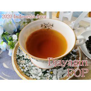紅茶 ジャワ ジャイアギリ茶園 FOP/2020 50g 茶葉 リーフ teachaichai