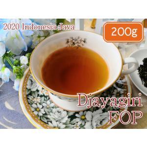 紅茶 ジャワ ジャイアギリ茶園 FOP/2020 200g 茶葉 リーフ teachaichai
