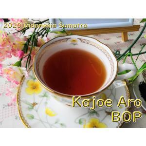 紅茶 スマトラ カジョエアロ茶園 BOP/2020 50g 茶葉 リーフ teachaichai